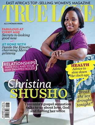 True Love Magazine Carole Mandi Media